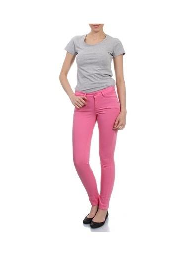 T-Box Pantolon Pembe